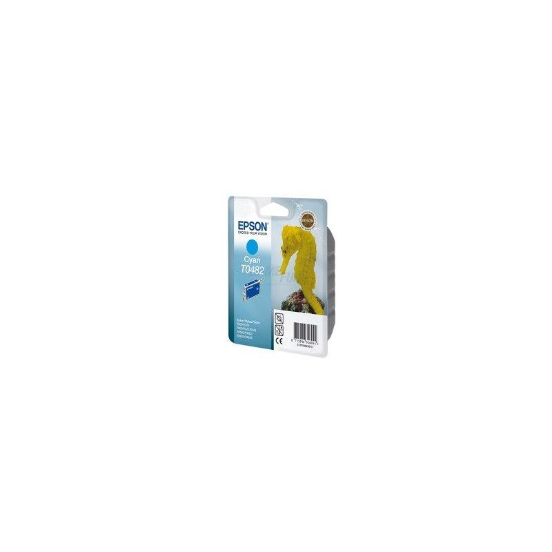 Epson Tinte T0482 cyan