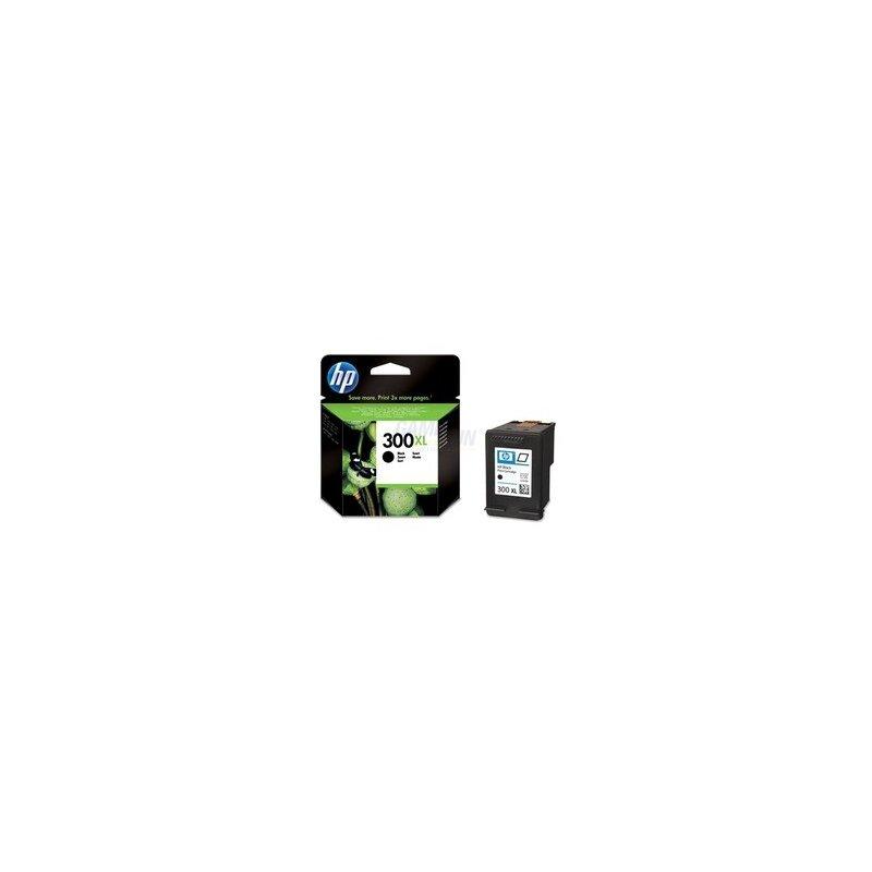 Hewlett Packard Tintenpatrone 300XL (CC641US) 12ml schwarz Retail
