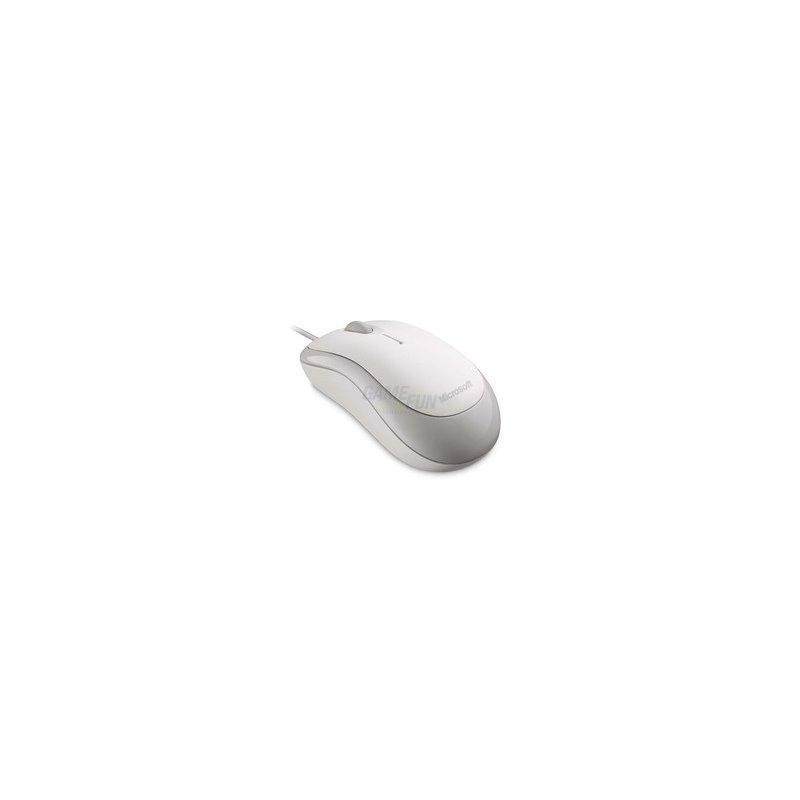 Microsoft Basic Optical Mouse white NEU Retail