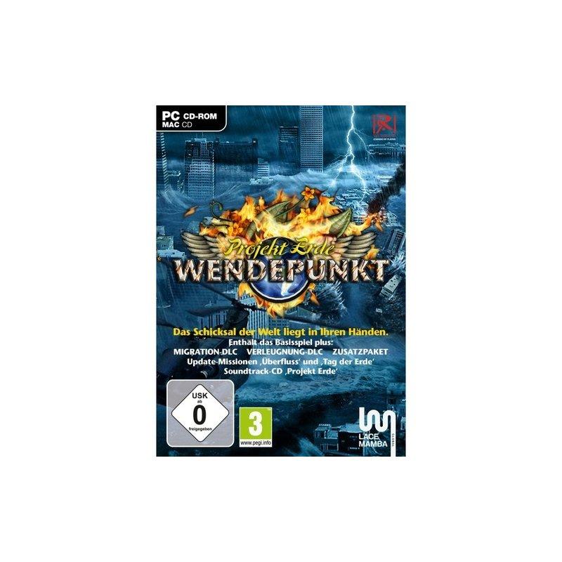 Lace Mamba Projekt Erde Wendepunkt (PC/MAC) Limited Edition