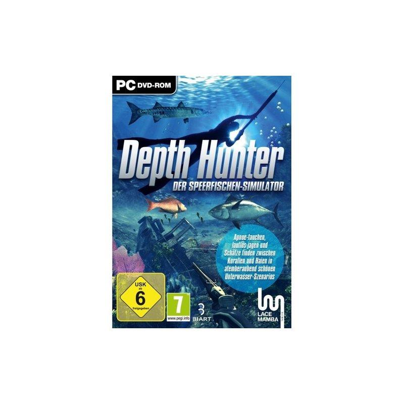 Lace Mamba Depth Hunter - Der Speerfischen-Simulator (PC)