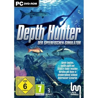 Lace Mamba Depth Hunter - Der Speerfischen-Simulator (PC)