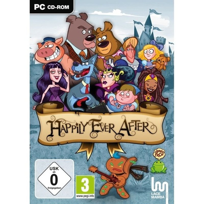 Lace Mamba Happily Ever After (PC)