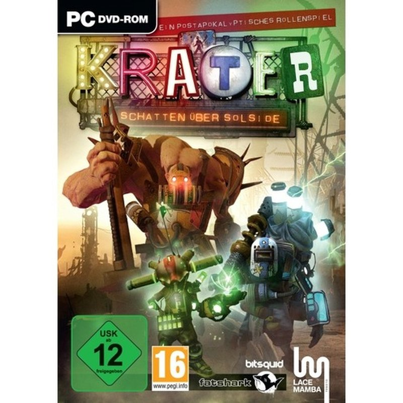 Lace Mamba Krater - Collector´s Edition (PC)