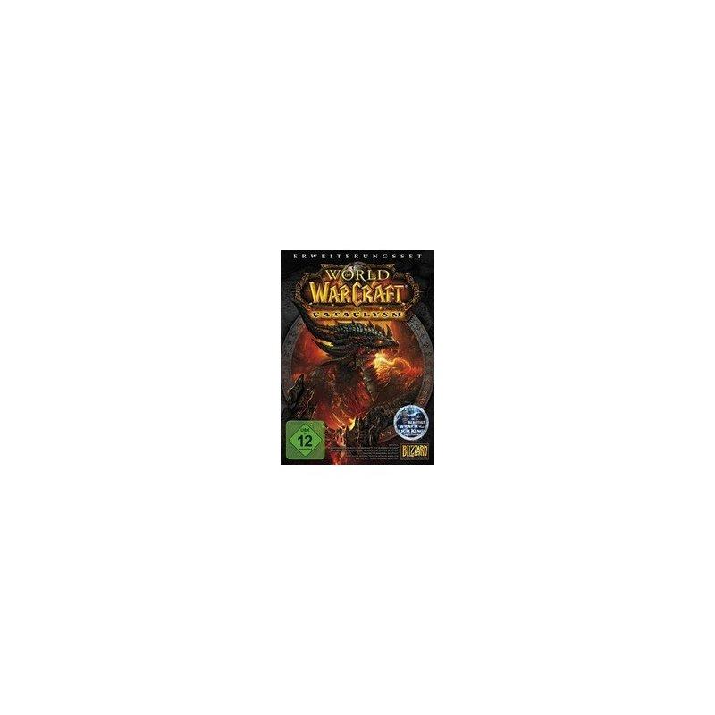 Blizzard World of Warcraft Cataclysm (Add-on) d...