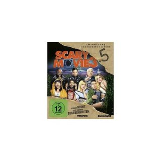 Studiocanal Scary Movie 3.5 (Blu-ray)