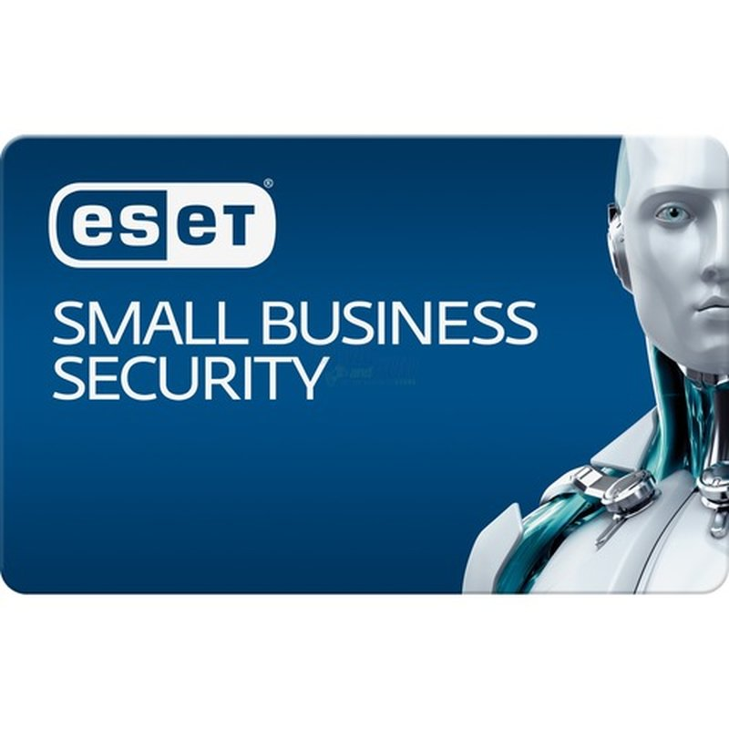 ESET Small Business Security Pack 15 Clients Vo...