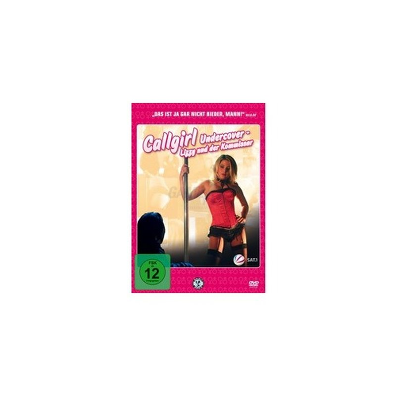 Spirit Media Callgirl Undercover - Lizzy und der Kommissar (DVD)