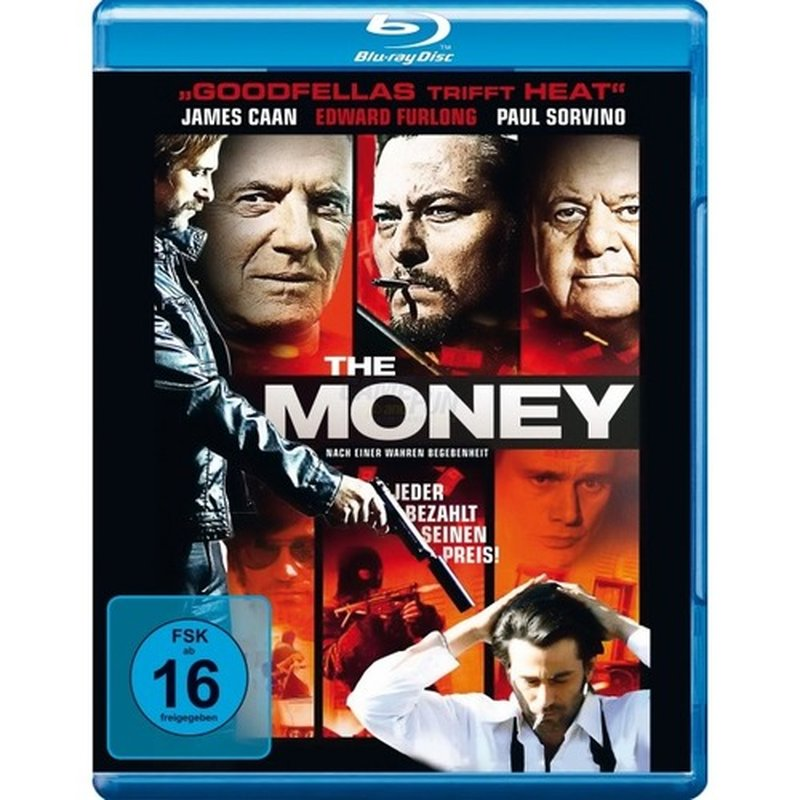 Black Hill Pictures THE MONEY (Blu-ray)