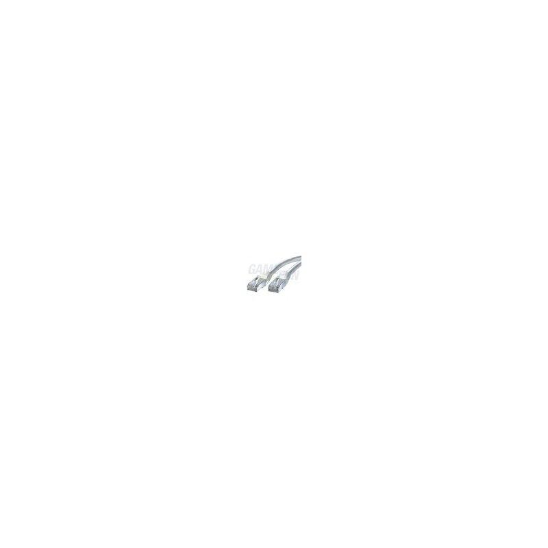 Roline Patchkabel CAT5E 100MHz FTP RJ45 1m grau