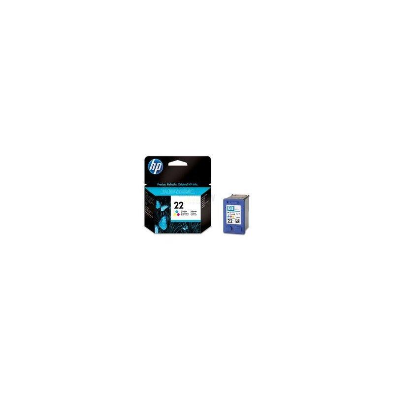 Hewlett Packard Druckpatrone 22 (C9352AE) 5ml farbe (C/M/Y)