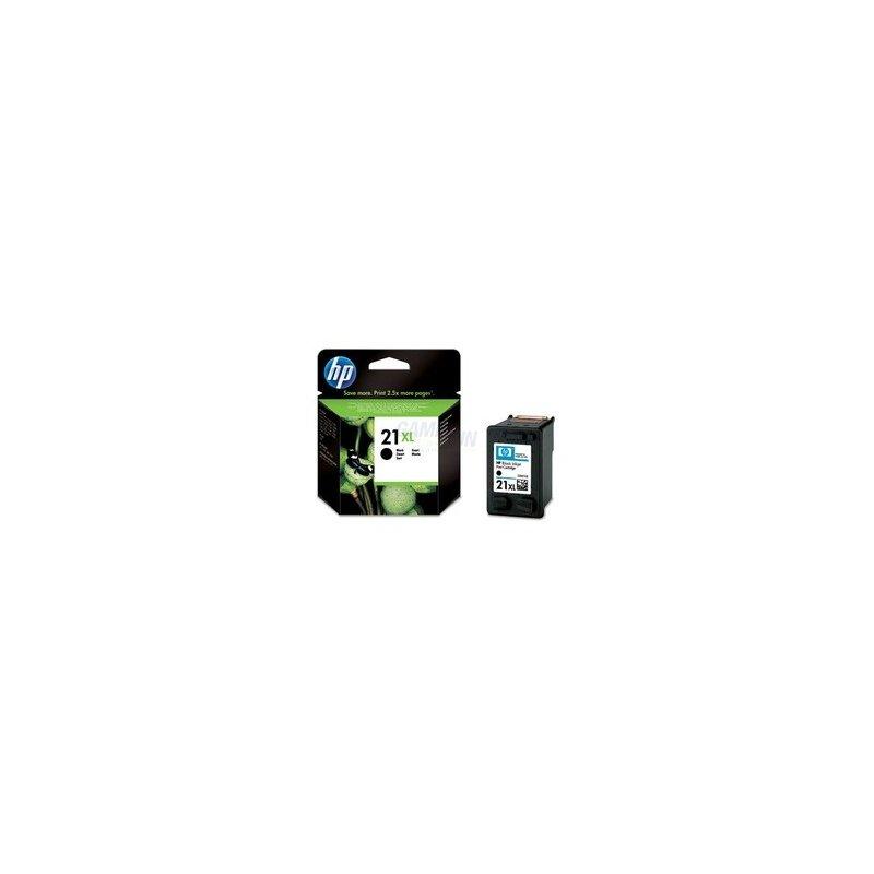 Hewlett Packard Druckpatrone 21XL (C9351CE) 12ml schwarz