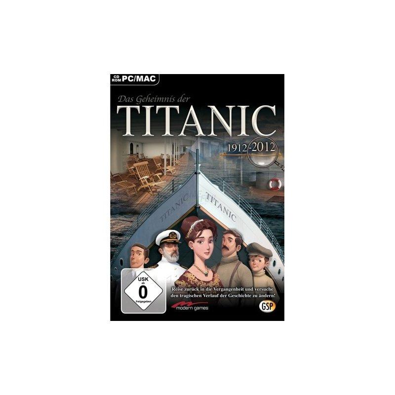 Modern Games Das Geheimnis der Titanic (PC/MAC)