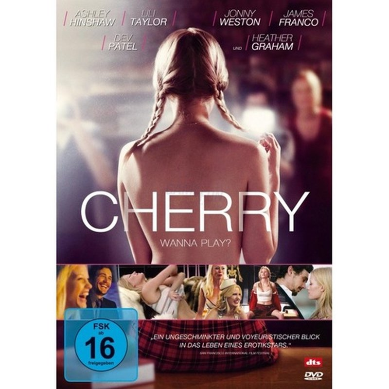 KochMedia Cherry - Wanna play? (DVD)