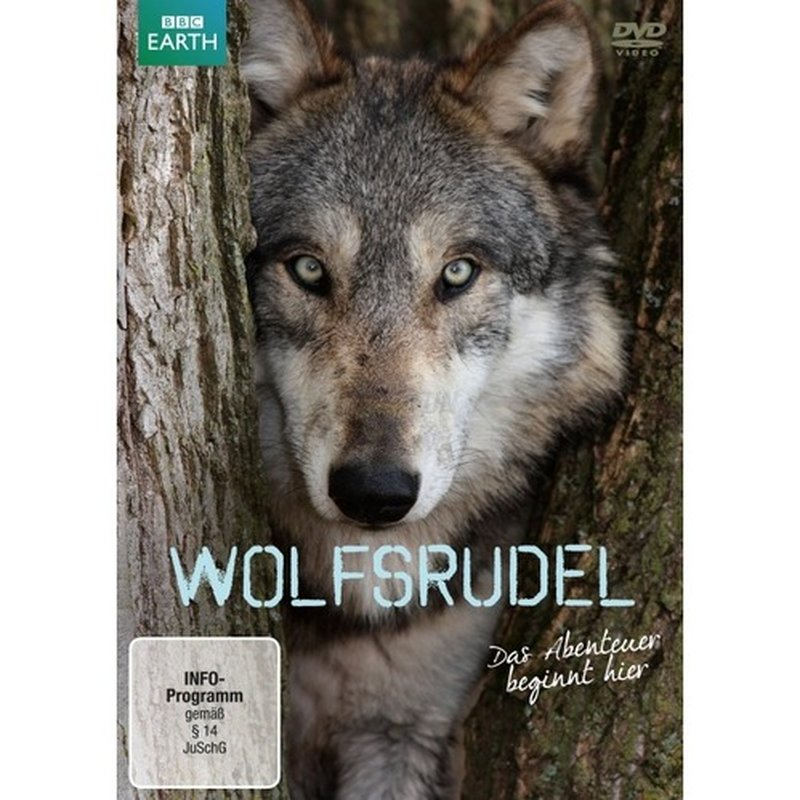 Spirit Media Wolfsrudel (DVD)