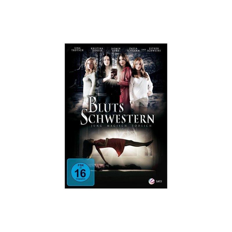 Spirit Media Blutsschwestern - jung, magisch, tödlich (DVD)