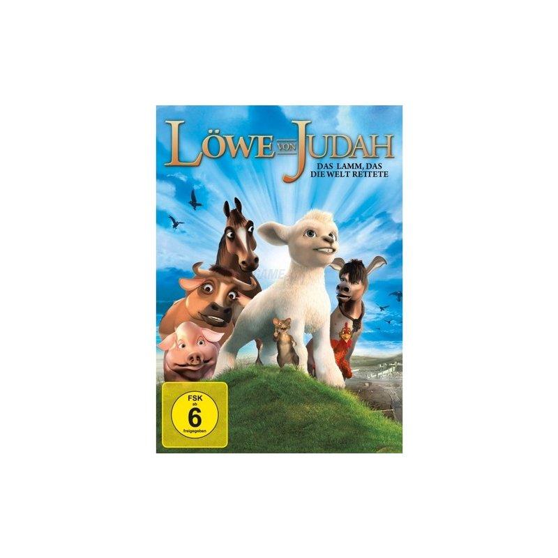 Black Hill Pictures Löwe von Judah - Das Lamm, das die Welt rettete (DVD)