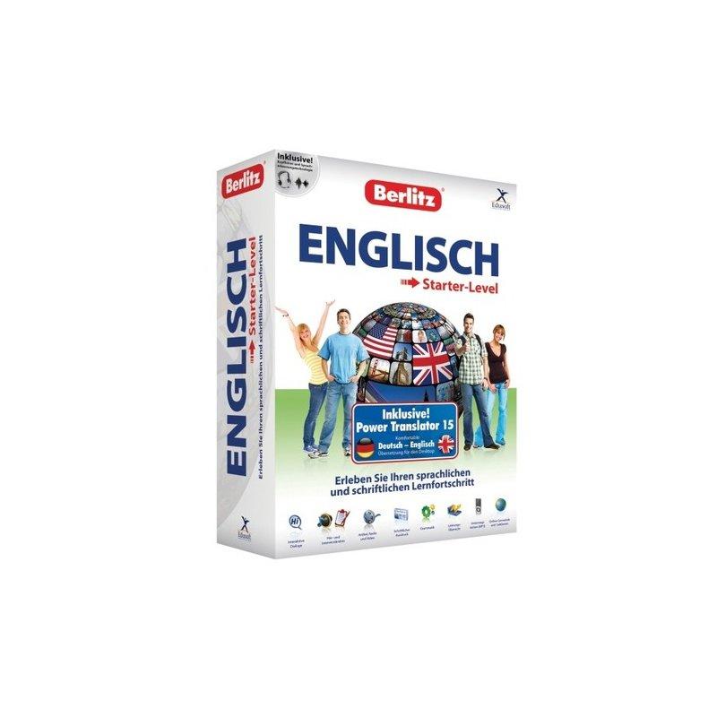 Berlitz Englisch - Starter-Level inkl. Power Translator Englisch Vollversion MiniBox