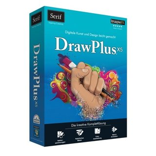 Serif DrawPlus X5 Vollversion MiniBox