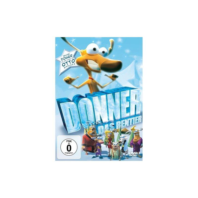 Black Hill Pictures Donner - Das Rentier (DVD)