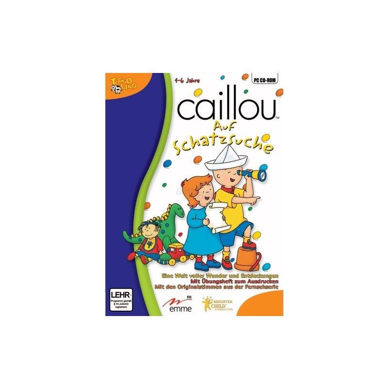 Avanquest Caillou - Auf Schatzsuche