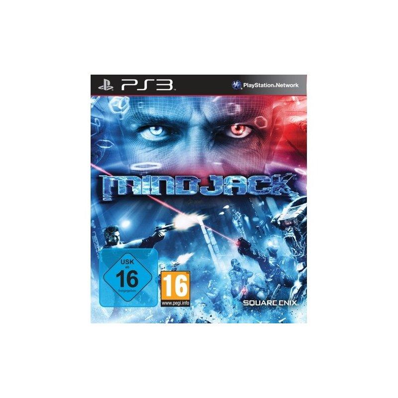 SquareEnix Mindjack (PS3)