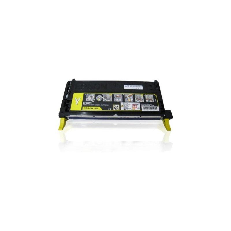Epson Toner AcuLaser C2800 6.000 Seiten yellow