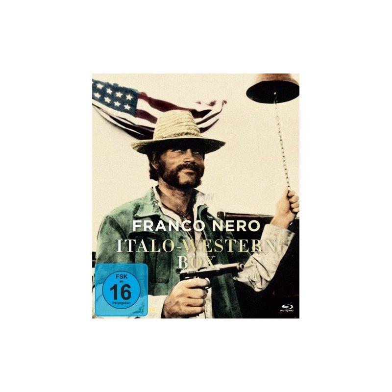 KochMedia Franco Nero Western Collection (3 Blu-rays)