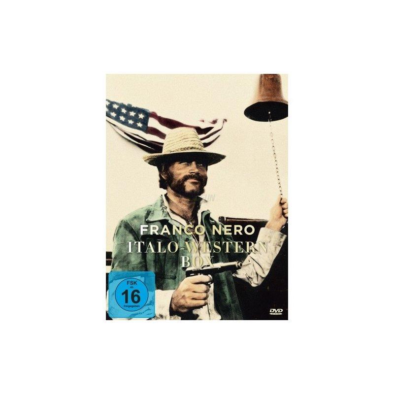 KochMedia Franco Nero Western Collection (3 DVDs)