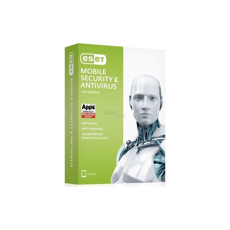 ESET Mobile Security V3 1 Benutzer Vollversion ...