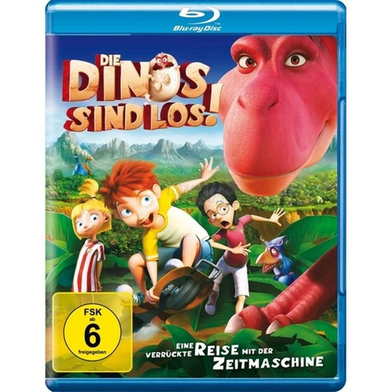 KochMedia Die Dinos sind los! (Blu-ray)