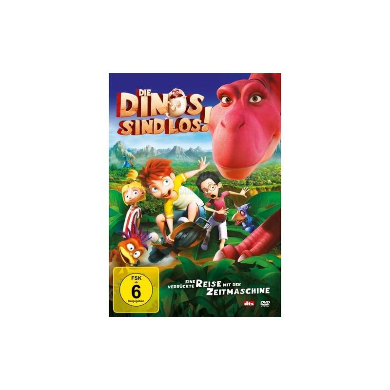 KochMedia Die Dinos sind los! (DVD)