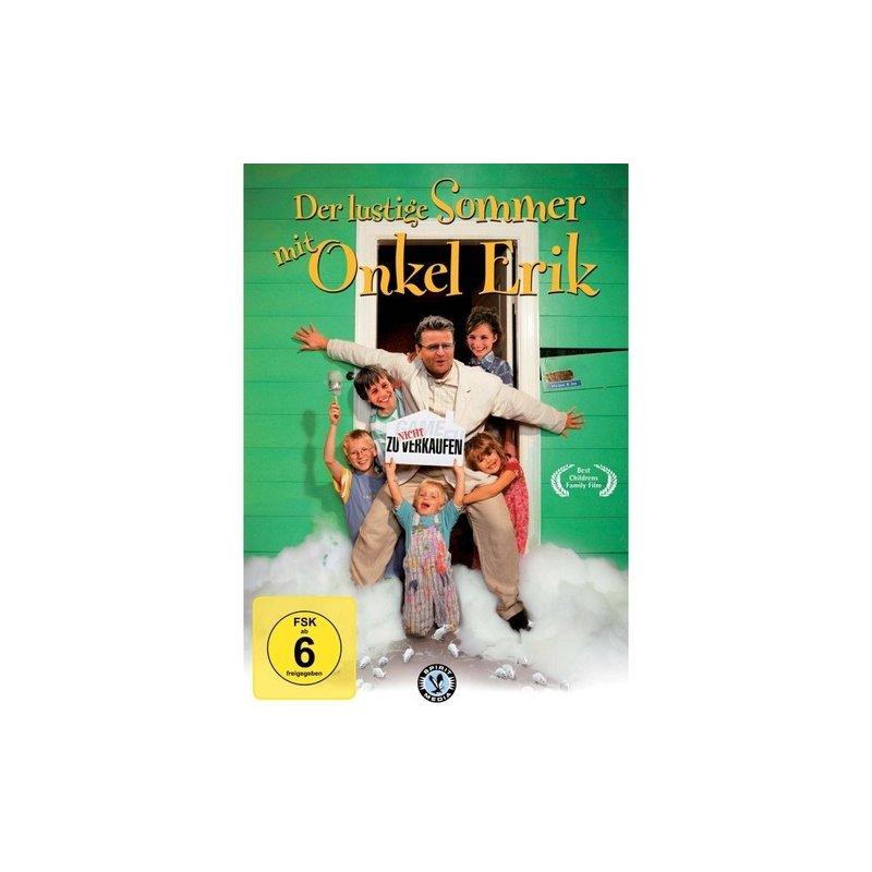 Spirit Media Der lustige Sommer mit Onkel Erik (DVD)