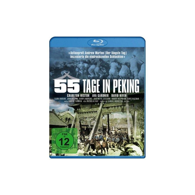 Spirit Media 55 Tage in Peking (Blu-ray)
