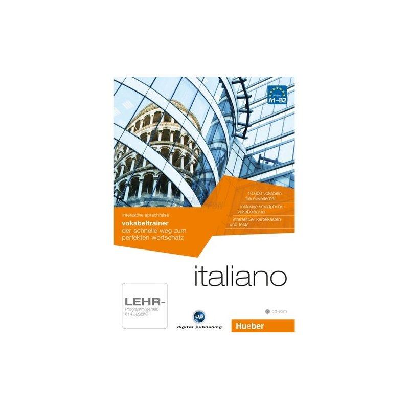Digital Publishing Interaktive Sprachreise: Vokabeltrainer Italiano Vollversion MiniBox