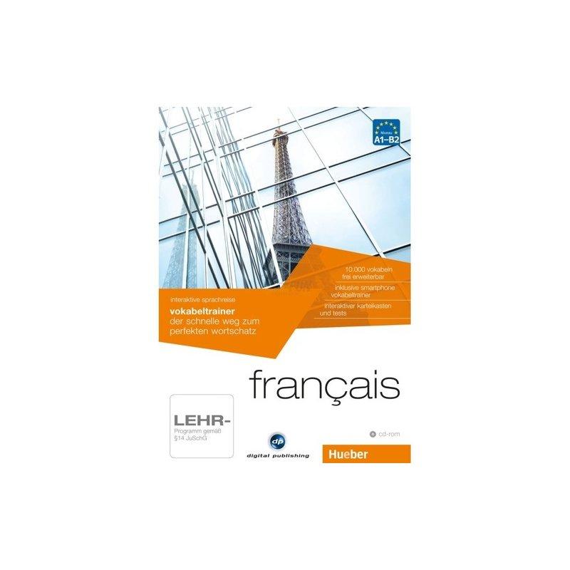 Digital Publishing Interaktive Sprachreise: Vokabeltrainer Francais Vollversion MiniBox