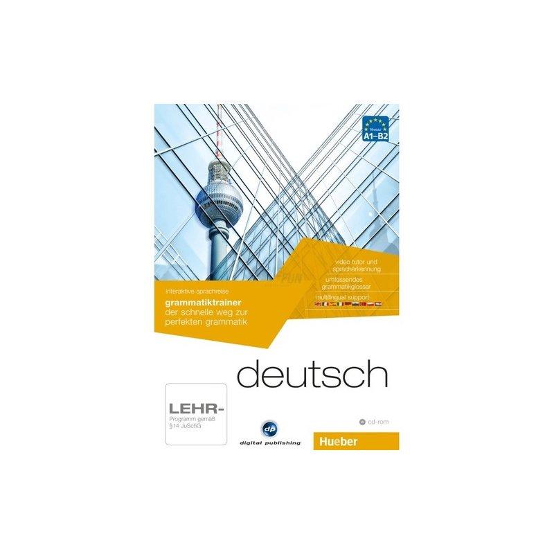 Digital Publishing Interaktive Sprachreise: Grammatiktrainer Deutsch Vollversion MiniBox