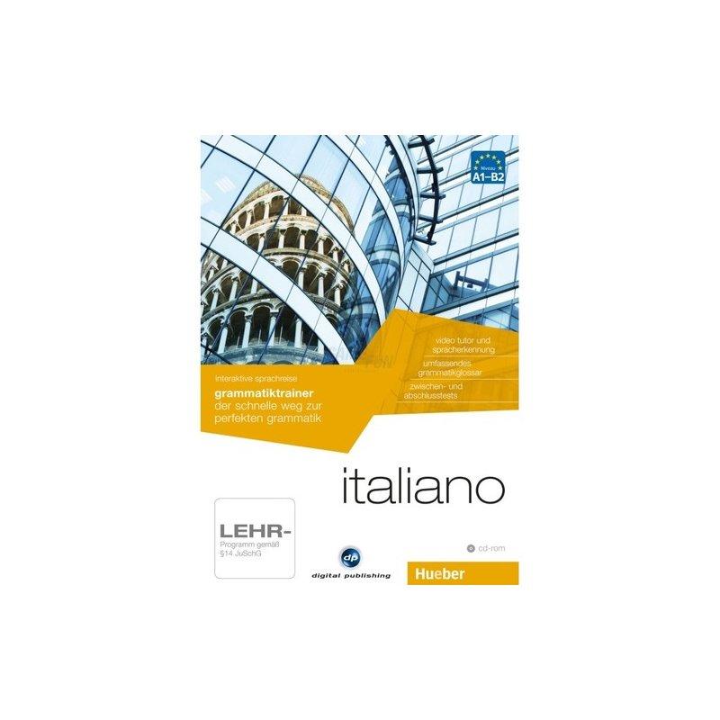 Digital Publishing Interaktive Sprachreise: Grammatiktrainer Italiano Vollversion MiniBox