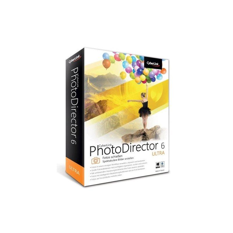 CyberLink PhotoDirector 6 Ultra 1 Benutzer | 1 ...