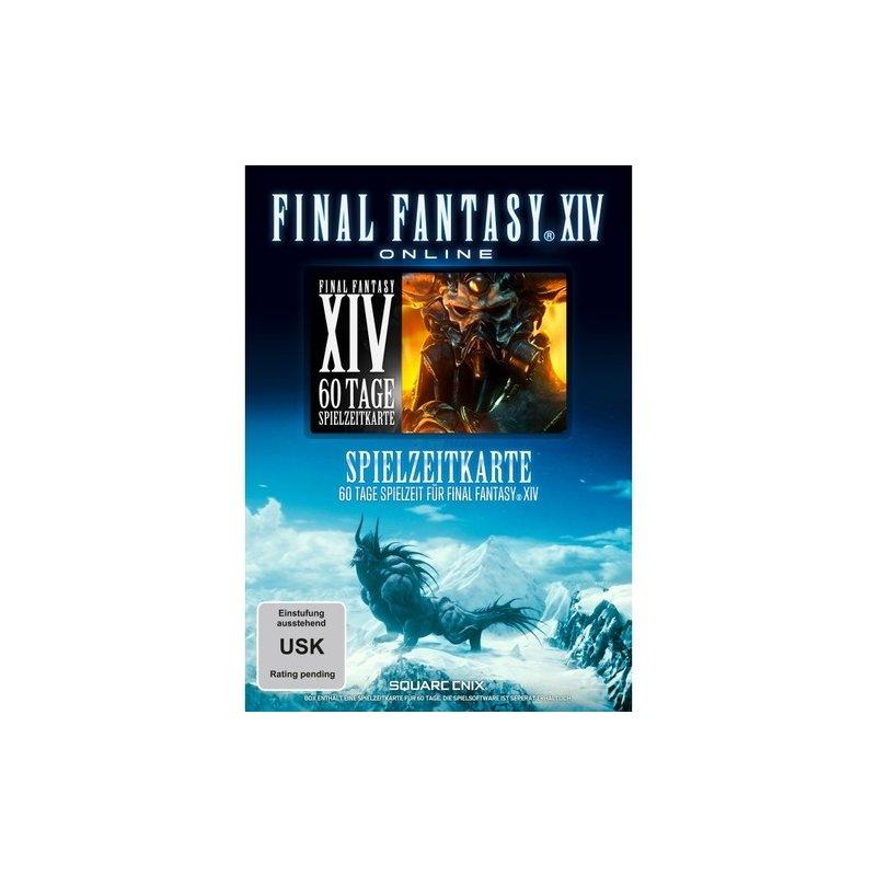 SquareEnix Final Fantasy XIV - A Realm Reborn Pre-Paid Card
