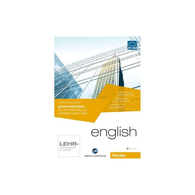Digital Publishing Interaktive Sprachreise: Grammatiktrainer English Vollversion MiniBox