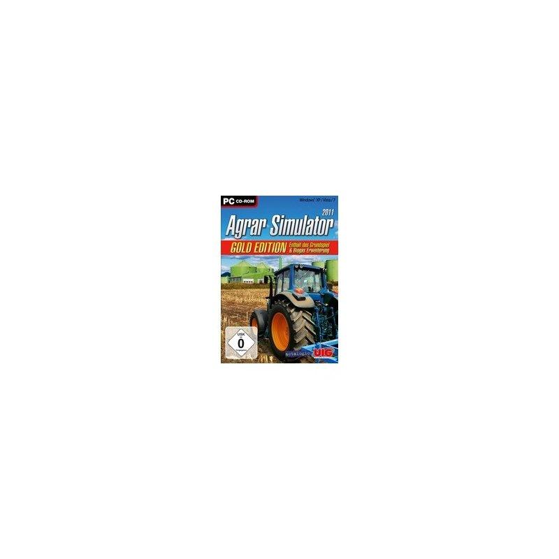 UIG Entertainment Agrar Simulator 2011: Gold Edition (PC)