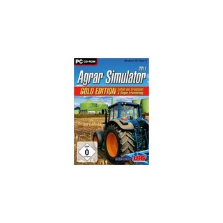 UIG Entertainment Agrar Simulator 2011: Gold Edition (PC)