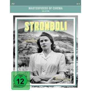 KochMedia Stromboli (Masterpieces of Cinema) (Blu-ray)