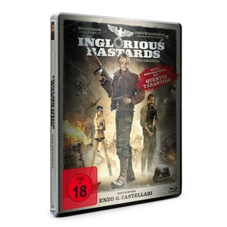 KochMedia Inglorious Bastards - Das Original (Blu-ray) (Steelbook)