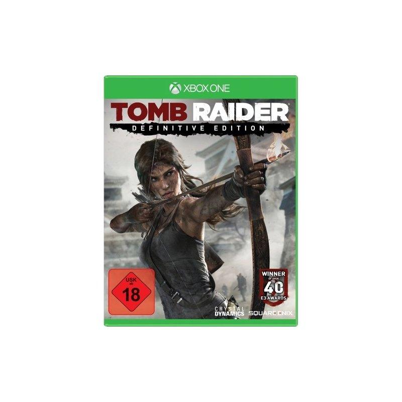 SquareEnix Tomb Raider: Definitive Edition ((Standard) XONE)