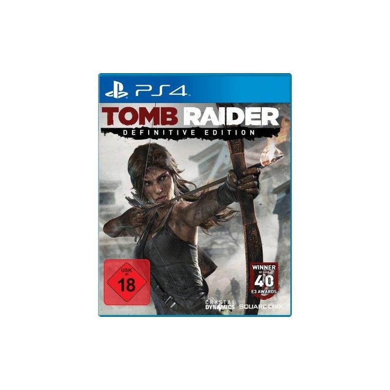 SquareEnix Tomb Raider: Definitive Edition (Standard) (PS4)