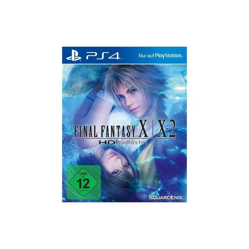 SquareEnix Final Fantasy X/X-2 HD Remaster (PS4) Englisch