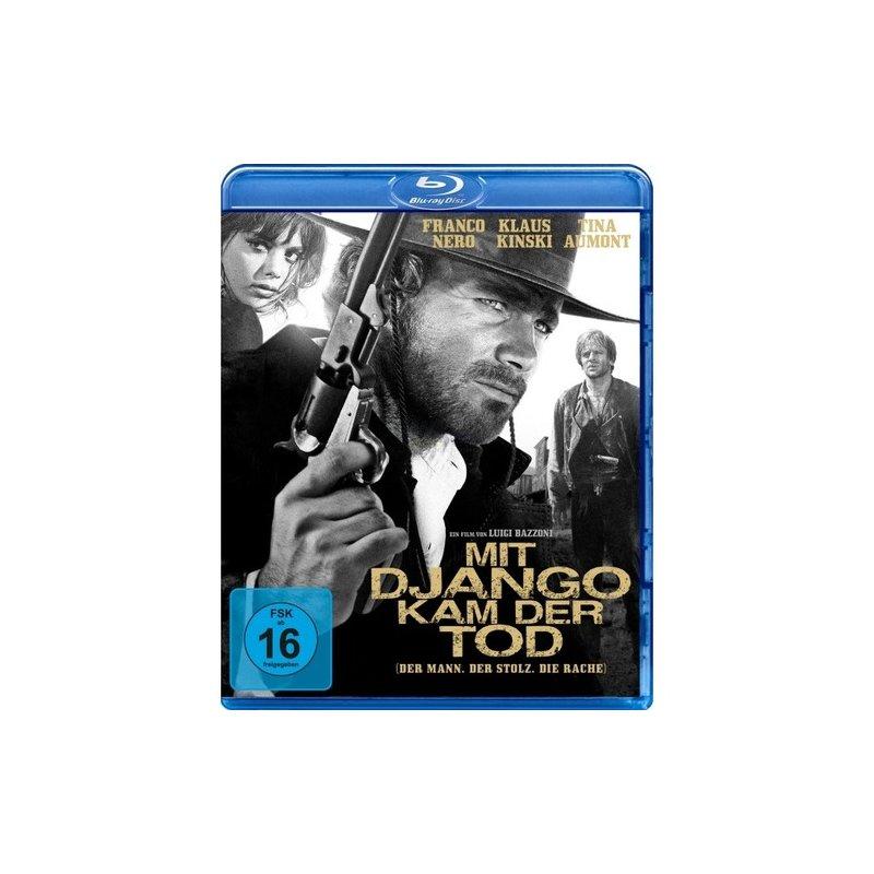 KochMedia Mit Django kam der Tod (Blu-ray)