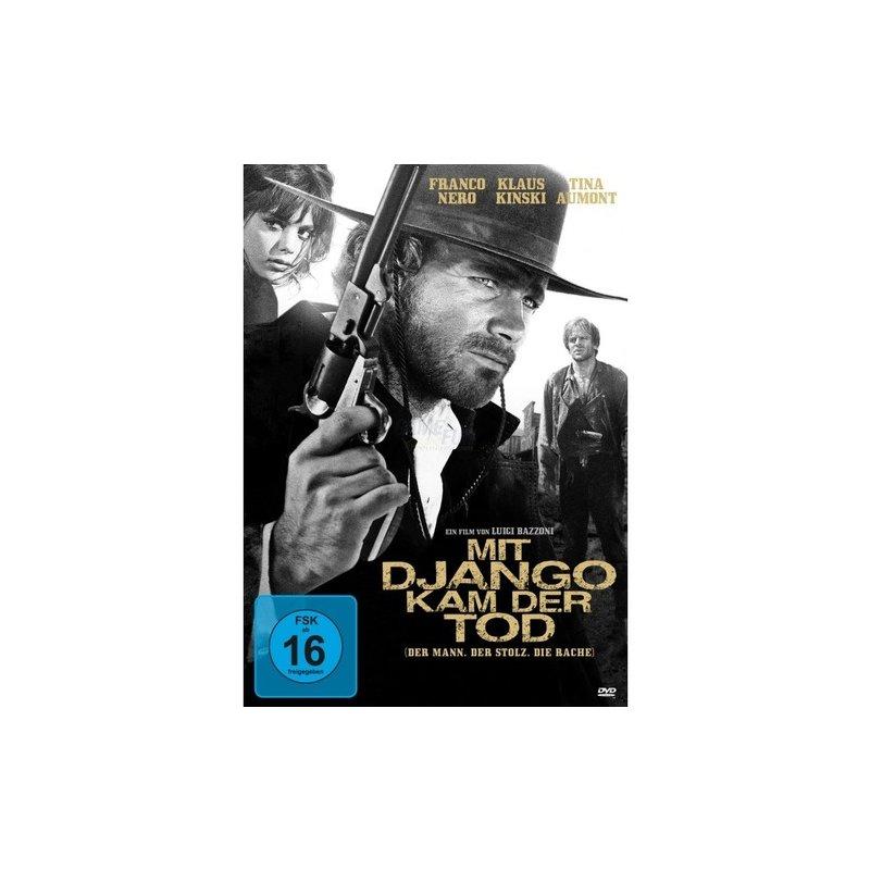 KochMedia Mit Django kam der Tod (DVD)